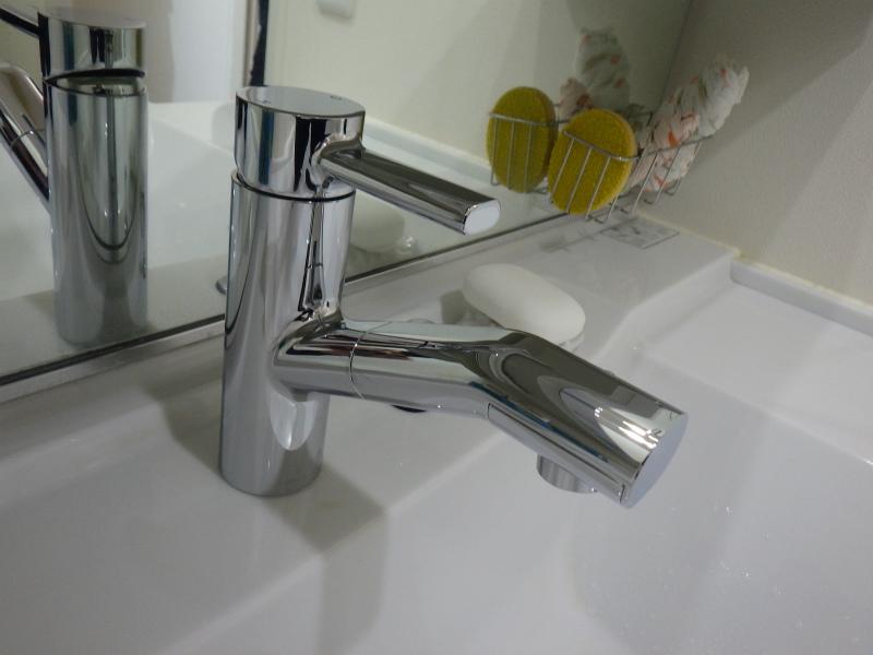洗面 台 シャワー ホース 交換